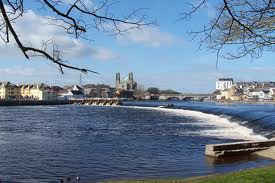 Athlone, the heart of Ireland