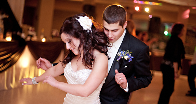Wedding dance workshops